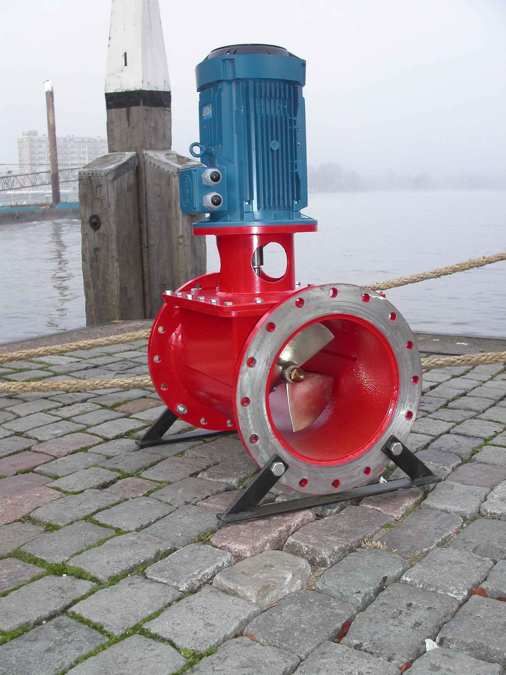 ballastpomp-horizontale-uitvoering