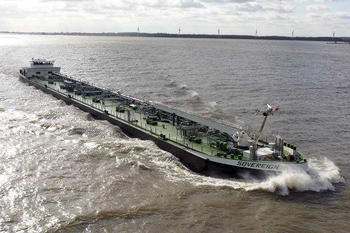 sovereign-schip-elektrische-installatie